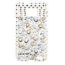 Cobblestone Crystal Case for i9100 (White)