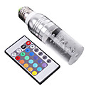 3W Energy-saving 16 Colors RGB LED Light-Remote light
