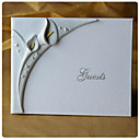 Calla Lily Design Wedding Guest Book