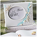Beach Themed Wedding Guest Book