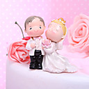 The Newlywed Wedding Cake Topper