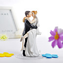 Funny Sexy Las Vegas Wedding Cake Topper
