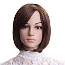 Capless High Quality Synthetic Short Bob Style Cute Wig