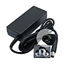 AC Adapter For HP Compaq Presario Notebook (18.5V, 3.5A, 65W, 7.4mmx5.0mm)