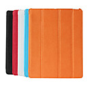 Taiga Texture Protective Case with Stand for iPad 2 and the New iPad