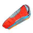 SHENGYUAN One Person <1.8M Hollow Cotton Sleeping Bag(Red/Orange)