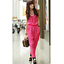 Lady Casual Fuchsia Jumpsuits
