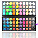 Manly - El 80 colores paleta de sombra de ojos (# 1)