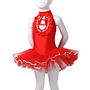 Marvelous Dancewear Spandex Ballet Performance Dress For Children More Colors