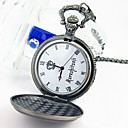 Cosplay Silver Pocket Watch Inspired by Black Butler-Ciel Silver