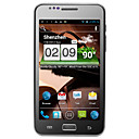 N9000 - 3G Android 4.0 Smartphone con 5,0 pulgadas de pantalla tctil capacitiva (Dual SIM, GPS, Wi-Fi)