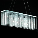 Urban Style Aluminum Pendant Lights with 12 Lights