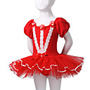 Dancewear Cotton/Spandex Ballet Performance Dress For Children More Colors