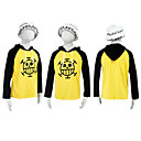 Cosplay Costume Inspired by One Piece Trafalgar·Law Hoddy