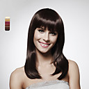 Capless 100% Human Hair Shoulder-length  Bob Style Hair Wig 5 Colors To Choose