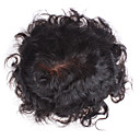 100% cabelo remy indiano de 6 polegadas por 7 polegadas curto toupee 8 homens mono polegadas Top