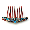 Gorgeous Alloy With Crystal Special Occasion/Casual Hair Combs/Headpiece