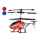 Palm Size 2.5-Channel Scale RC Helicopter (Assorted Colors, No.8004)