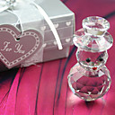 Lovely Crystal Snow Man Favor