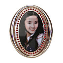 "7"" Picture Frame in Polyresin"