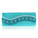Gougeous Silk with Beads Handbags/Clutches with Crystal(More Colors)