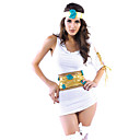 Femmes Sexy White grec princesse Halloween Costume