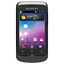 alcatel ot919 - 3g android 2.3 smartphone met 3,2 inch capacitive touchscreen (dual sim, gps, wifi)