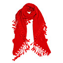 Gorgeous Imitation Cashmere Special Occasion Scarf With Appliques