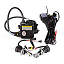H4 Xenon HID Kit 12V 55W, lampe flexible (CYS08)
