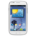 N710 mt6575 android 4.0 dual-kaart quand band 5.3inch QHD hd capacitieve mobiele telefoon (wifi, fm, 3g, gps)