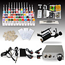 1 Rotary Tattoo Machine Guns Kit for Lining and Shading