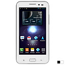 B93M MT6577 Android 4.0 de doble tarjeta de banda Quand 4.5Inch Cpacitive telfono celular con pantalla tctil (WiFi, FM, GPS, 3G)