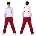 SiBoEn mannen Yoga fitness Workout kleding kostuums 2 sets (Yoga shirts + Yoga Pants)