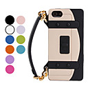 Stylish Handbag Design Soft Case for iPhone 5 (Assorted Colors)