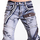 Men's Straight Trendy Jeans