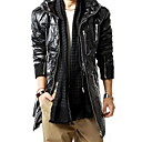 Men's Hoodie Thick Down Coat