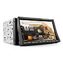 Android de 7 polegadas 2DIN carro dvd player (touchscreen capacitivo, gps, DVB-T, wi-fi, 3g)