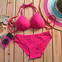 Lady Wireless Cotton Bra Set