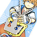 collana ispirata kingdom hearts sora corona