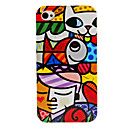 Case Dura para iPhone 4/4S -Menino Cartoon