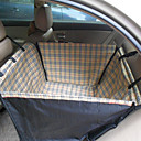Waterproof Car Seat Cover for Pets (65 x 35 x 45cm, Assorted Colors)
