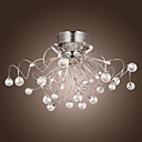Lmpara Chandelier Moderna de Cristal con 11 Bombillas - LIPPSTADT