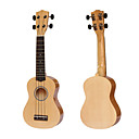 NG - (Original) Sperrholz Basswood Sopran-Ukulele mit Gig Bag und Angeboten