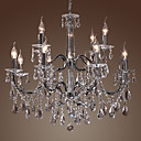 Lmpara Chandelier de Cristal con 12 Bombillas - CARPENTERSVILLE