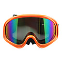 Outdoor O-Shape Frame Skiën Goggles met Multi-Color Lens