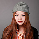 Deniso-1119 Hand-sewn Fashion Knit Winter Hat