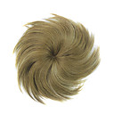 "100% Indian Human Hair Golden Straight 5""*5.5"" Mono Top Hair Pieces"