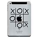 O and X Design Protector Sticker for iPad Mini
