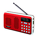 UN-18 The micro compact,intelligent digital operation, the portable card speaker