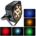 12pcs 2.5W*4 RGBA/RGBW 4 in 1 LED Stage Light